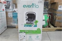 """As Is"" Evenflo LiteMax 35 with SensorSafe Technol"