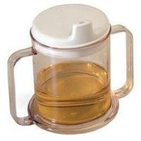Sammons Preston 1256 Transparent Mug with Two