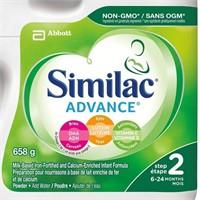 Similac Advance Step 2 Non-GMO Baby Formula,