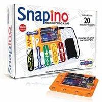 Snap Circuits SC-SNAPINO Making Coding a Snap