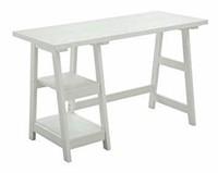 Convenience Concepts Designs-2-Go Trestle Desk,