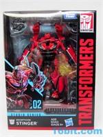 Transformers Studio Series Stinger Action Figure