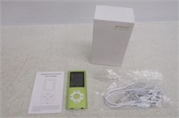"""""""As Is"""" MYMAHDI MP3/MP4 Music Player with 16 GB"""