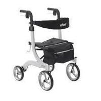 Drive Medical RTL10266WT-H Nitro Euro Style Walker