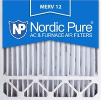 Nordic Pure 20x20x5HM12-1 Honeywell Replacement