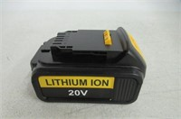 Rechargeable Lithium Ion Battery