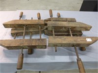 4-Wood Clamps