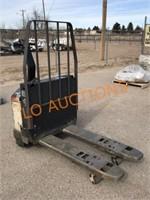 8,000LB Crown Electric Pallet Jack