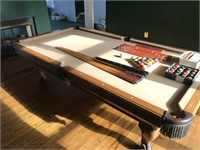 Billiard Table Auction - February 21, 2019
