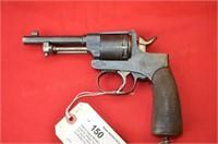 Rast & Gasser M1898 8mm Revolver