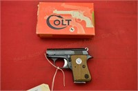 Colt Junior .22 Short Pistol