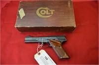 Colt Woodsmen MT .22LR Pistol