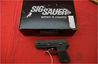 Sig Sauer P250 9mm Pistol