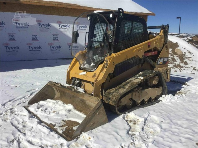 2017 CAT 259D For Sale In Commerce City, Colorado | www