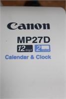 Canon Printing Calculator & Paper Rolls