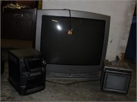 Televisions & Stereo