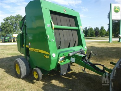 JOHN DEERE Round Balers For Sale - 1463 Listings | MarketBook ca