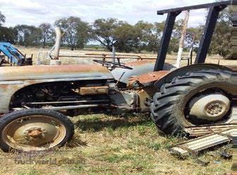 1952 Massey-ferguson other - Farm Machinery for Sale