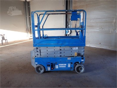 Scissor Lifts Lifts For Sale - 9443 Listings | MachineryTrader com