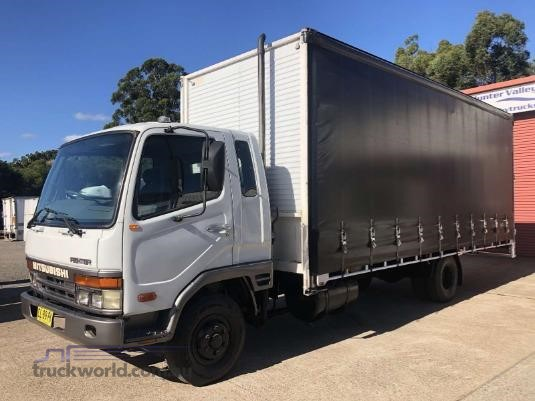 1996 Mitsubishi Fighter FK617 - Trucks for Sale