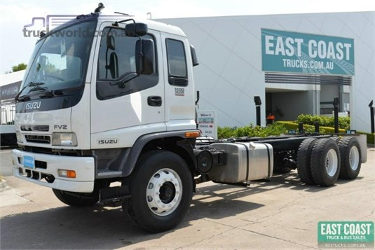 2007 isuzu fvz 1400 cab chassis truck for sale east coast truck and