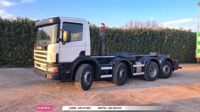 Scania P124.420 Second-hand