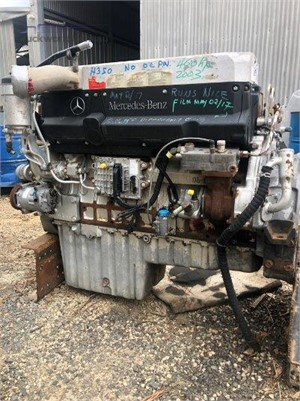 Mercedes Benz other Engines/Motors