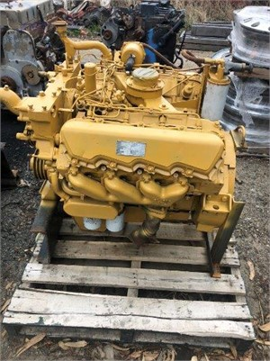 0 Caterpillar 3208 Engine - Parts & Accessories for Sale