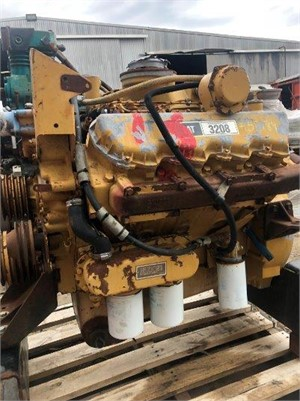 0 Caterpillar 3208T Engine - Parts & Accessories for Sale