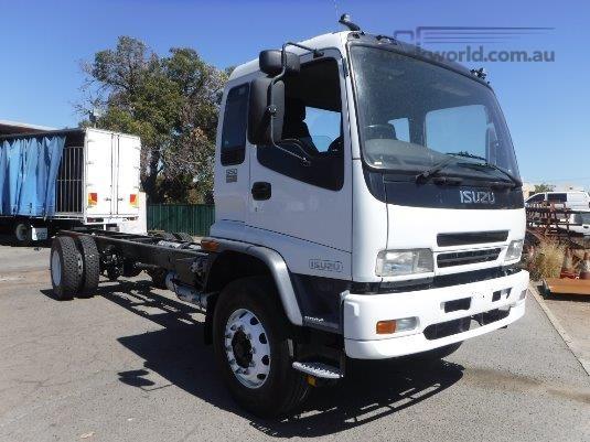 2006 Isuzu FVD950 Raytone Trucks - Trucks for Sale