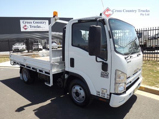 2008 Isuzu NPR200 Cross Country Trucks Pty Ltd - Trucks for Sale