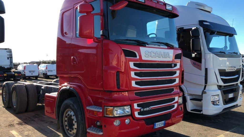 Scania R480 Usagé
