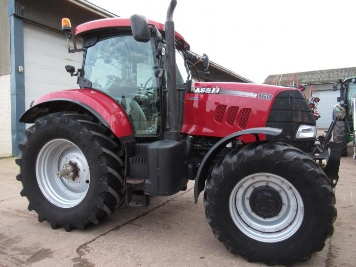 Used 2013 CASE IH PUMA 160 For Sale in Kilrossanty 6f14fb2f42f