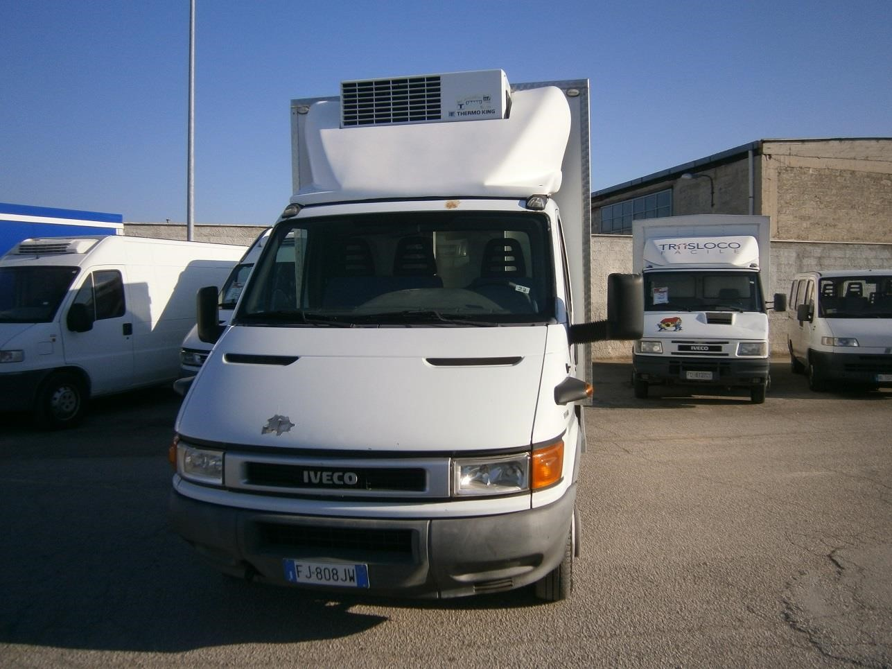 Iveco DAILY 50C13 #Used