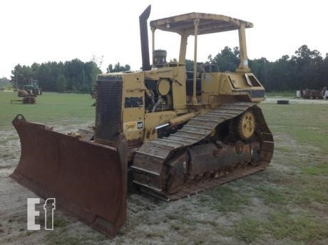 Lot # - 1994 CAT D4H XL II For Sale In Greeleyville, South Carolina