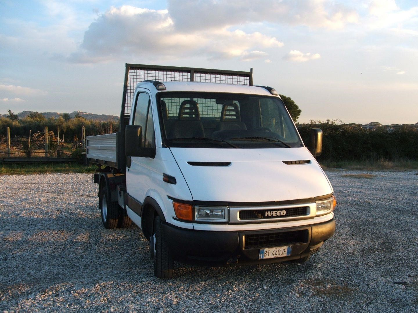 Iveco DAILY 35C10 Second-hand