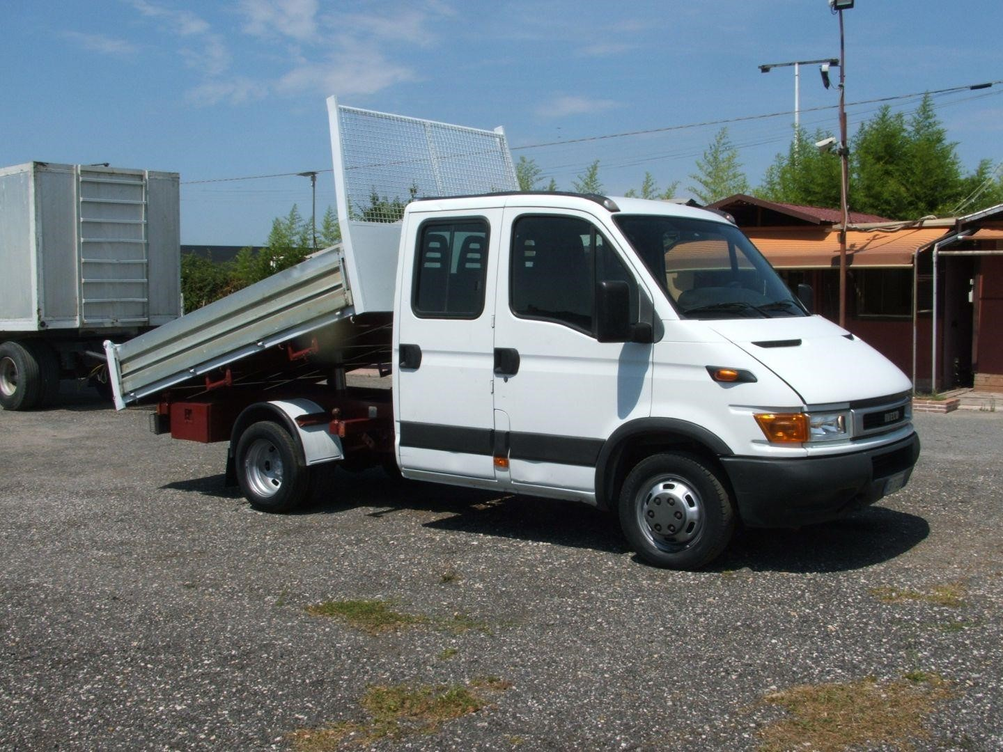Iveco DAILY 35-12 Second-hand