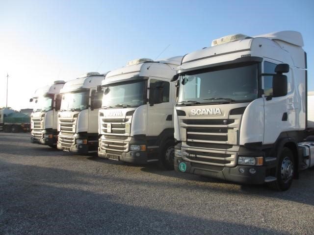 Scania R450 Second-hand