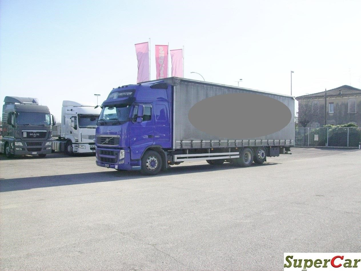 Volvo FH420 Second-hand
