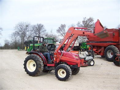 MAHINDRA Tractors Auction Results - 837 Listings