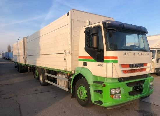 Iveco STRALIS 420 Second-hand