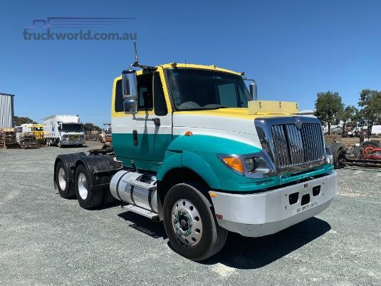 2007 International 7600 Wrecking for Sale