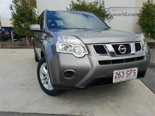2012 Nissan X-Trail T31 Series IV ST - Truckworld.com.au - Light Commercial for Sale