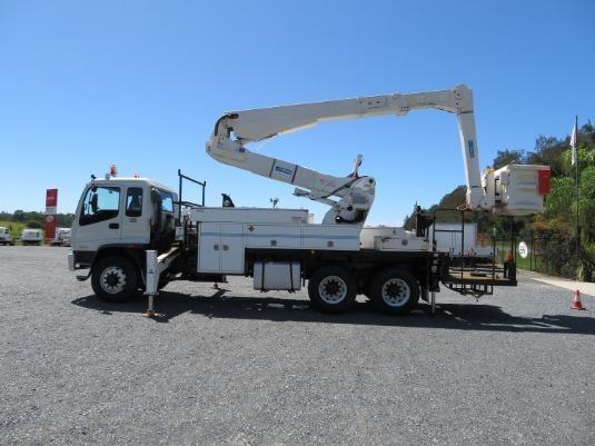 2005 GMJ Equipment LLF16.350 EWP - Truck Bodies for Sale