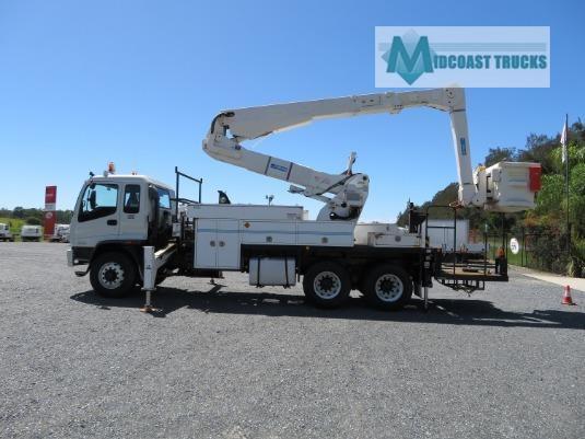2005 GMJ Equipment LLF16.350 EWP Midcoast Trucks - Truck Bodies for Sale