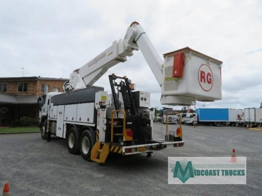 2008 Redmond Gary TF 17m Ewp Midcoast Trucks - Truck Bodies for Sale