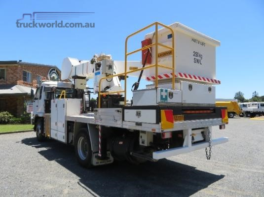 2007 Nifty Lift NL140RKT - Truck Bodies for Sale