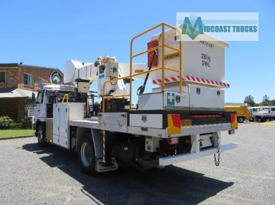 2007 Nifty Lift NL140RKT Midcoast Trucks - Truck Bodies for Sale