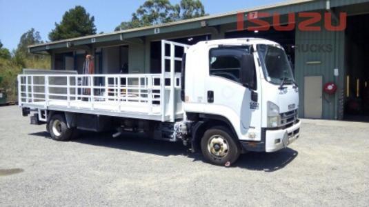 2008 Isuzu FRR 600 Premium Used Isuzu Trucks - Trucks for Sale