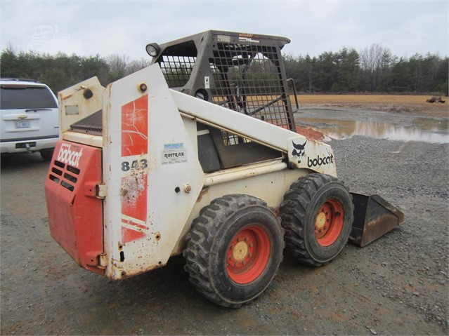 1988 BOBCAT 843 For Sale In Stanley, North Carolina